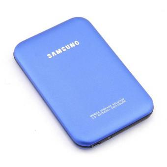 Jual Samsung External Case Harddisk/HDD 2.5 SATA USB 2.0 – Biru