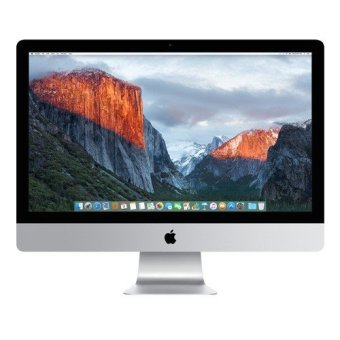 Jual Apple iMac MK472 Retina 5K Display Late 2015 - 27 - Intel i5 - 8 GB - Silver