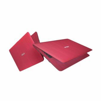 Jual Asus X441SA-BX003T RED - N3060 - 2GB - Intel HD - 14 - Windows 10