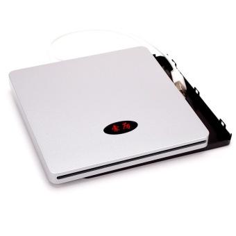 Jual (Suoli)SL-BXA100 USB2.0 9.5mm SATA Port External Mobile Optical Drive Box for Apple Notebooks (Intl) - Intl Harga Termurah Rp 331000. Beli Sekarang dan Dapatkan Diskonnya.