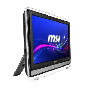 """Jual MSI PC All in One AE-222 – Intel® Core i3 4160 - 4GB - 1TB - 21.5"""" Non Touch – Hitam Harga Termurah Rp 12000000. Beli Sekarang dan Dapatkan Diskonnya."""