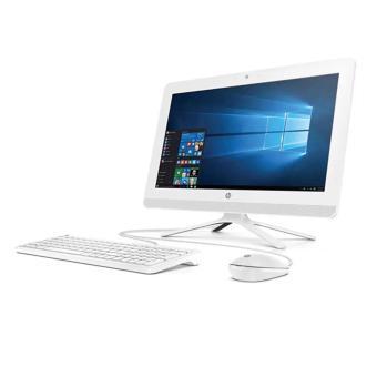 Jual PC HP All In One 20-C013D - Intel Celeron Dual Core J3060 - 4GB Harga Termurah Rp 5850000. Beli Sekarang dan Dapatkan Diskonnya.