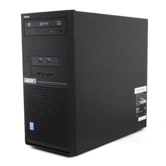 Jual Acer Desktop Extensa M2610 / Intel® Core™ i5-4460 / Win 10 / Black Harga Termurah Rp 6567000. Beli Sekarang dan Dapatkan Diskonnya.