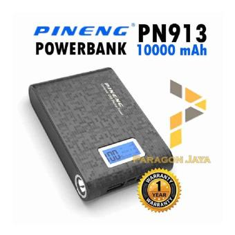 Jual Powerbank Pineng / Pineng Powerbank Original 100% PN913 10000 mAh HTM Harga Termurah Rp 450000. Beli Sekarang dan Dapatkan Diskonnya.