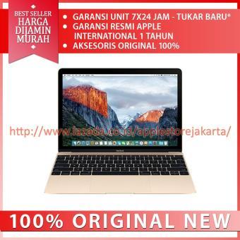 Jual Apple New Macbook MLHF2 - 12 - Intel Core M5 - 8GB Ram - 512GB Flash Storage - Gold