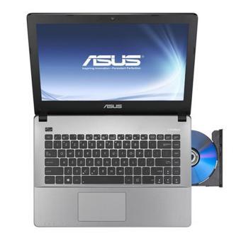 Jual Asus A456UQ-FA075D Notebook - Dark Blue [i7-7500U/8GB/1TB/Nvidia GT940MX-2GB/14 Full HD/DOS]