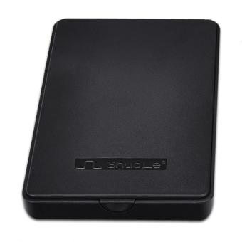 Jual 1TB USB 6.35 cm SATA hard drive eksternal disk yang HDD lampiran kasus ruangan melindungi (Hitam) - International Harga Termurah Rp 407000. Beli Sekarang dan Dapatkan Diskonnya.