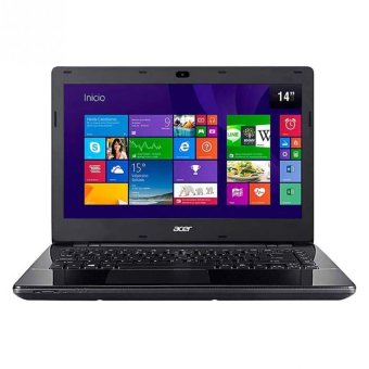 Jual Acer Z1402 Notebook - RAM 2GB - Intel N2957U - Windows 10 - 500 GB HDD - 14 - Hitam