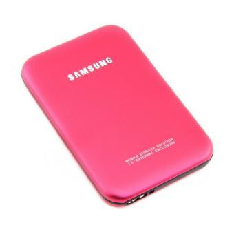 Jual Samsung External Case Harddisk/HDD 2.5 Sata USB 3.0 - F2 - Merah