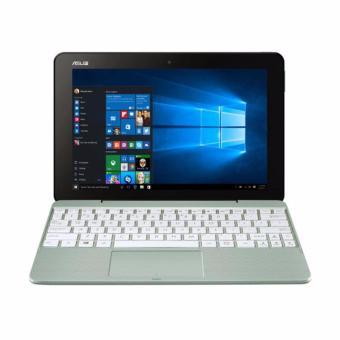 Jual Asus 2in1 Transformer T101HA-GR011T Notebook - Mint Green [10 Inch/x5-Z8350/Win 10] Harga Termurah Rp 4299000. Beli Sekarang dan Dapatkan Diskonnya.