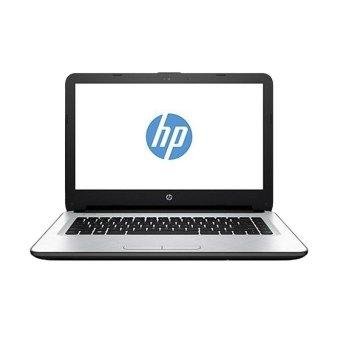 Jual HP 14-AC151TU - 2GB - Celeron N3050 - 14 - Win 10 - Silver
