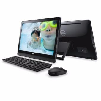 Jual DELL Inspiron All in One 22-3263T - RAM 8GB - i5-6200U - 21.5 FHD Touch - DVD - Win 10 - Black