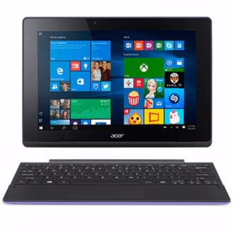 Jual Acer Aspire Switch 10E SW3-013 - 500GB HDD-10.1/Win10/McAfee- Purple