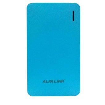 Jual ALFA LINK Store Power bank AP 4000Q Blue Harga Termurah Rp 174000. Beli Sekarang dan Dapatkan Diskonnya.