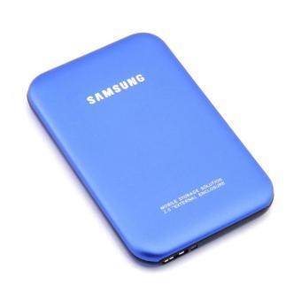 Jual Samsung External Case Harddisk/HDD 2.5 Sata USB 3.0 - F2 - Biru