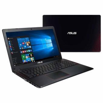 Jual Asus X550IU Notebook - Black [FX 9830P/8GB/1TB HDD/RX460M 4GB DDR5/DOS/15.6 FHD]