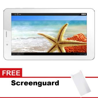Jual Advan Barca T2G Wifi - 8 GB- Putih + Gratis Screenguard Harga Termurah Rp 888000. Beli Sekarang dan Dapatkan Diskonnya.