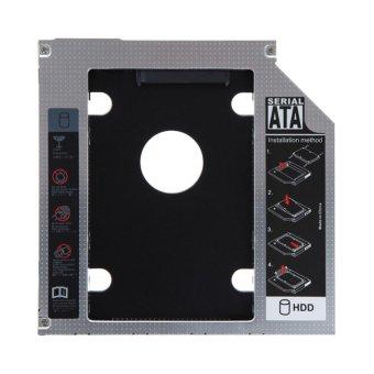 Jual 12.7mm SATA HDD SSD Hard Drive Caddy Optical DVD Bay Adapter Harga Termurah Rp 233000. Beli Sekarang dan Dapatkan Diskonnya.