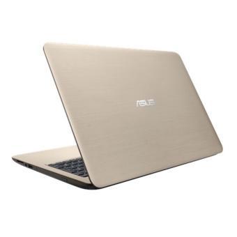 Jual Asus A456UQ-FA073D Notebook - Golden [Ci7-7500/1TB/8GB/GT2GB/DOS/14]