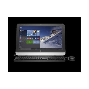 Jual PC HP All In One 22-3121d - i5-4460T - 4GB - 1TB - AMD R5 2GB - WIN 10 - 22 - RESMI