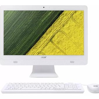 Jual ACER Aspire C20-720 All-in-One PC (Intel Celeron J3060, 2Gb DDR3, 500Gb HDD,19.5