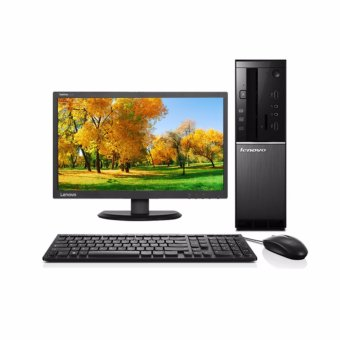 Jual Lenovo PC Ideacentre 510S-081SH-07ID - Intel Core i3-6100 - 4GB - 1TB - 21.5