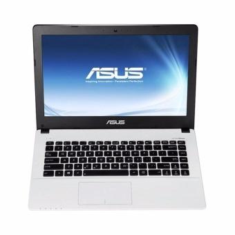 Jual Asus X441UA-WX098T WHITE - Ci3-6006U - 4GB - Intel HD - 14 - Windows 10