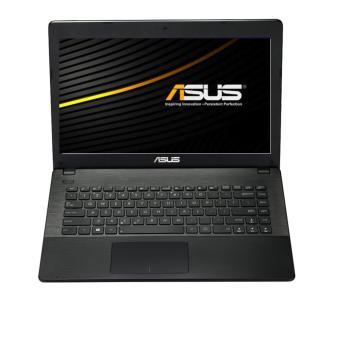 Jual Asus X454YA-BX801D - 4GB RAM - AMD A8-7410 - 14 - Hitam