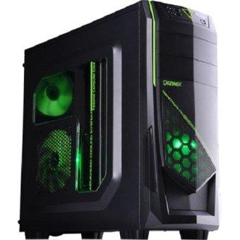 Jual Intel PC Rakitan Gaming Middle - i3-4130 - ECS H81H3-M4 - Asus GeForce GT 730 - 2Gb - 500Gb - 19LCD - Resmi