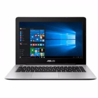 Jual ASUS A456UR-GA083T - RAM 4GB - i5-7200U - GT930MX-2GB - 14 - Win10 - Blue(Blue)