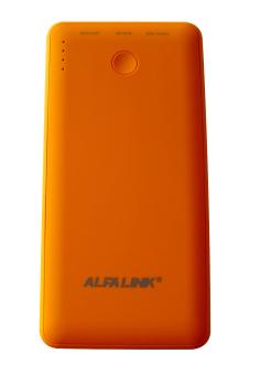 Jual ALFA LINK Store Power bank 6000 R Orange Harga Termurah Rp 349000. Beli Sekarang dan Dapatkan Diskonnya.