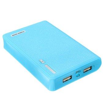 Jual 18650 Mobile Power Supply USB Battery Charger for Cell phone MP3 MP4 5V 2A Harga Termurah Rp 127000. Beli Sekarang dan Dapatkan Diskonnya.