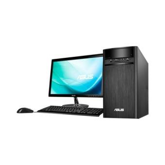 Jual Asus PC K31AD-ID008T - Ci3-4170 - 18.5 - 2GB - Win 10 - Hitam