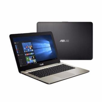 Jual Asus X441UA-WX095D BLACK - Ci3-6006U - 4GB - Intel HD - 14 - DOS