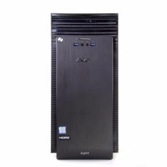 Jual PC Acer TC710 Core i3 6100 3,7GHZ Ram 4GB Hardisk 500GB DVDRW No OS Harga Termurah Rp 5080000. Beli Sekarang dan Dapatkan Diskonnya.