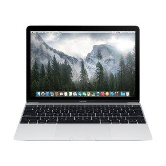 Jual Apple New Macbook MF855 Early 2015 - 8GB RAM - Intel - SSD 256GB - 12 inch - Silver Harga Termurah Rp 24999999. Beli Sekarang dan Dapatkan Diskonnya.