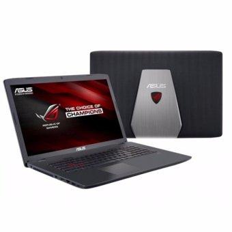 Jual ASUS ROG GL752V-W - i7 6700HQ/ 8GB/ 128GB SSD+ 1TB/ GTX960M 4GB/ W10/ 17.3FHD