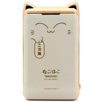 Jual Probox Power Bank Nekohako Gold 7800mAh Harga Termurah Rp 450000. Beli Sekarang dan Dapatkan Diskonnya.