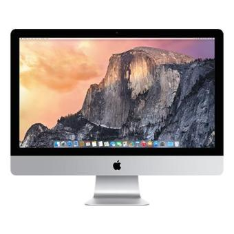 Jual Apple iMac MF885 Retina 5K Display - 8GB RAM - Intel - 27 - Silver