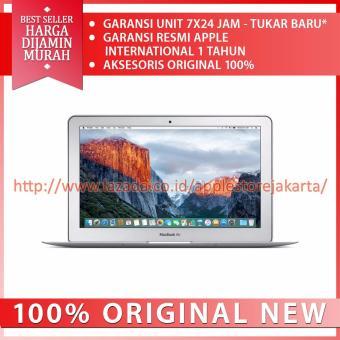 Jual Apple Macbook Air MMGF2 - 13 - Intel Core i5 Broadwell - RAM 8GB - Silver