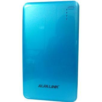 Jual ALFA LINK Store Power bank AP 8000Q Blue Harga Termurah Rp 384000. Beli Sekarang dan Dapatkan Diskonnya.