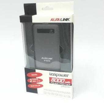 Jual ALFA LINK Power bank AP 8000 Mah Dark Grey Harga Termurah Rp 319000. Beli Sekarang dan Dapatkan Diskonnya.