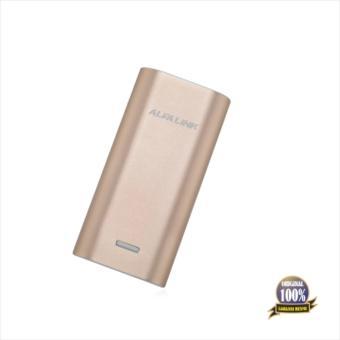 Jual ALFA LINK Store Power bank Ap 4400F Gold Harga Termurah Rp 204001. Beli Sekarang dan Dapatkan Diskonnya.