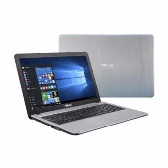 Jual Asus X441UA-WX096T SILVER - Ci3-6006U - 4GB - Intel HD - 14 - Windows 10