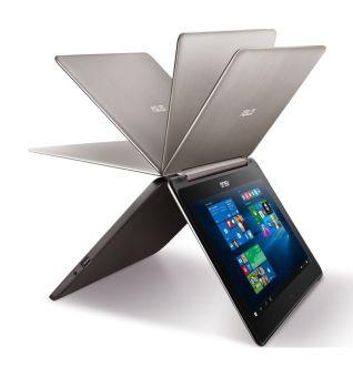 Jual Asus TP 301UJ - 4GB - 13.3 - Intel i5(6200U) - 4GB RAM - 1 Tera - GT 920 2 GB - Hitam