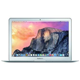 """Jual Apple Macbook Air 13"""" MJVG2 - RAM 4GB - 256GB - Dual Core i5 1.6GHz - Silver Harga Termurah Rp 18000000. Beli Sekarang dan Dapatkan Diskonnya."""
