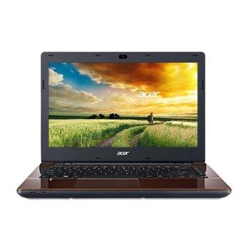 Jual Acer Aspire E5-473G-595R - 14 - 4GB - Intel Core i5 - 500GB - GT920 - Coklat