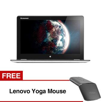 Jual Lenovo Yoga 700 - Intel Core M-6Y75 - 4GB - 256GB SSD - 11.6 - Windows 10 - Putih + Free Lenovo Yoga Mouse PRE-ORDER