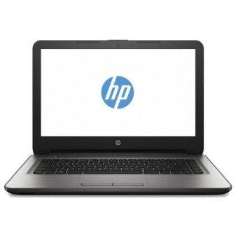 Jual HP Notebook 14-am013TU - Intel Celeron N3060 - Windows 10 - 4GB Ram - 500GB HDD - 14 HD - Silver
