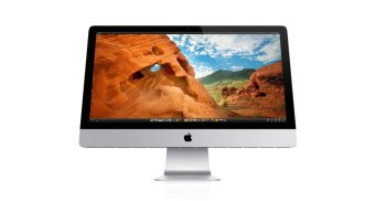 Jual Apple iMac ME087ZA/A Desktop - 21.5 - Silver